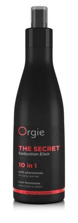 Orgie Secret Elixir - feromonos haj- és testápoló nőknek (200ml)