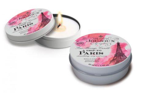Petits Joujoux Paris - masszázsgyertya - 43ml (vanília-szantálfa)