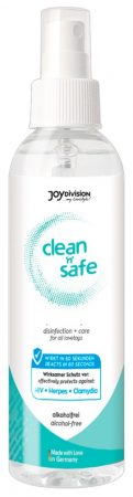 Clean Safe - Joydivision fertőtlenítő spray (100ml)