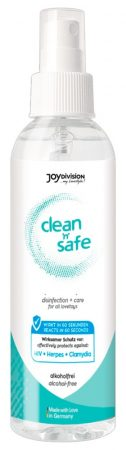 Clean Safe - Joydivision fertőtlenítő spray (200ml)