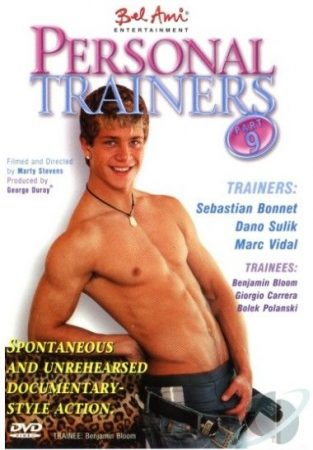 Bel Ami - Personal trainers part 9