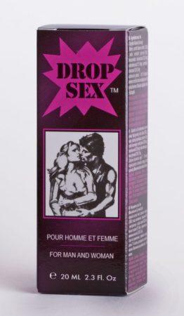 Drop Sex vágykeltő férfiaknak és nőknek (20ml)