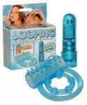 Looping péniszgyűrű vibrával