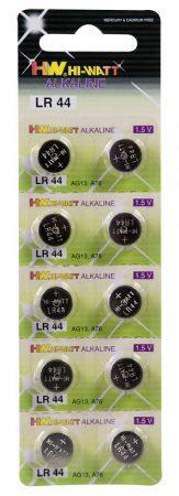 Gombelemek (LR44) - (1db)