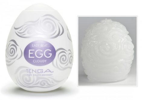 TENGA Egg Cloudy (1db)