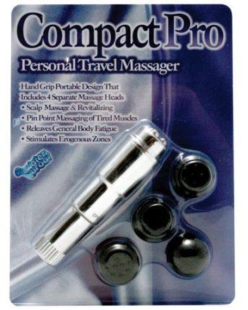 Compact pro mini vibrátor készlet