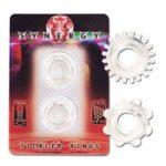 Synergy Tickler Rings péniszgyűrűszett