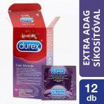 Durex Feel Intimate - vékonyfalú óvszer (12db)