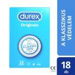 Durex Classic - óvszer (18db)