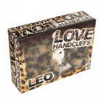 Love Handcuffs- Leopárdmintás bilincs
