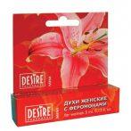 Desire Pheromone mini feormonos roll on nőknek virágos illattal 5 ml
