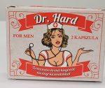 Dr. Hard for men - term. étrendkiegészítő férfiaknak (2db)