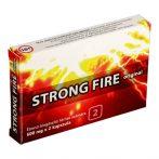 Strong Fire - étrendkiegészítő kapszula férfiaknak (2db)