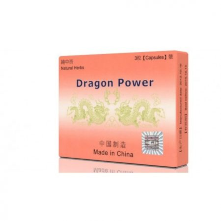 Dragon Power Classic potencianövelő 3 db