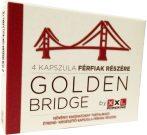 GoldenBridge - étrend-kiegészítő kapszula férfiaknak (4db)