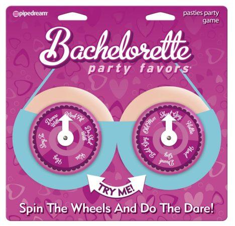 Bachelorette - Pörgettyűs játék