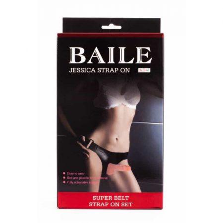Baile Jessica strap on - felcsatolható dildo