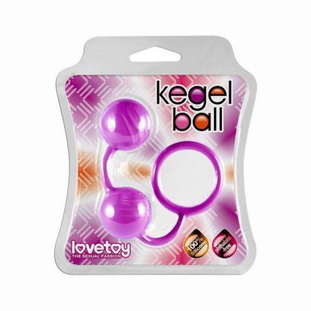 Kegel ball gésagolyók - pink