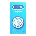 Durex klasszikus óvszer (12db)