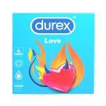 Durex óvszer Love - Easy-on óvszer (4db)