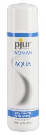 pjur Woman Aqua síkosító 100ml