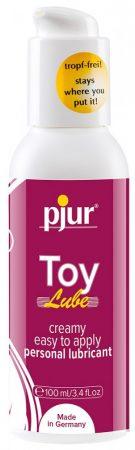 Pjur Toy - síkosító (100ml) - víz-szilikon mix