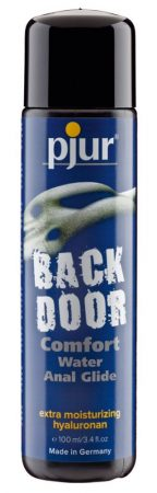 pjur BACK DOOR -  anál síkosító (100ml) -vízbázisú