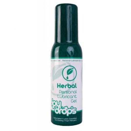 Joy Drops Herbal gyógynövényes síkosító 100 ml