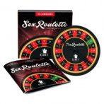 Sex Roulette Kinky - szex társasjáték (10 nyelven)