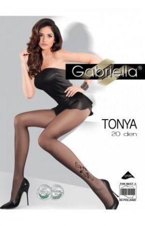 Gabriella Tonya 20 den-es harisnya