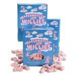 Marshmallow - pillecukor fütyi - pink (140g)