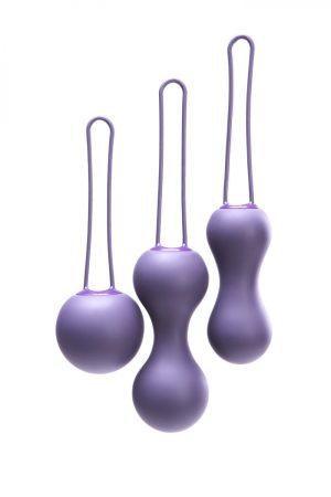 Je Joue Ami - 3 részes gésagolyó szett (lila)