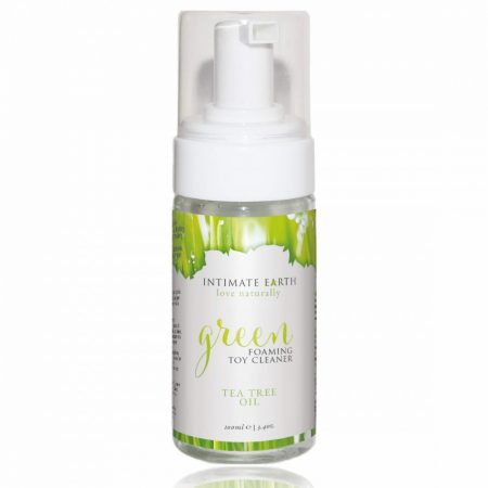 Intimate Earth Green Tee - fertőtlenítő spray (100ml)