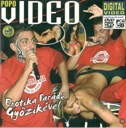 Erotika parádé Győzikével