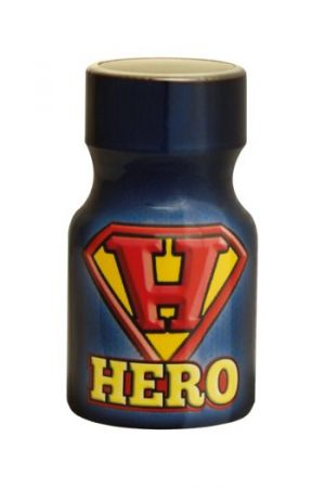 Hero poppers (10ml)